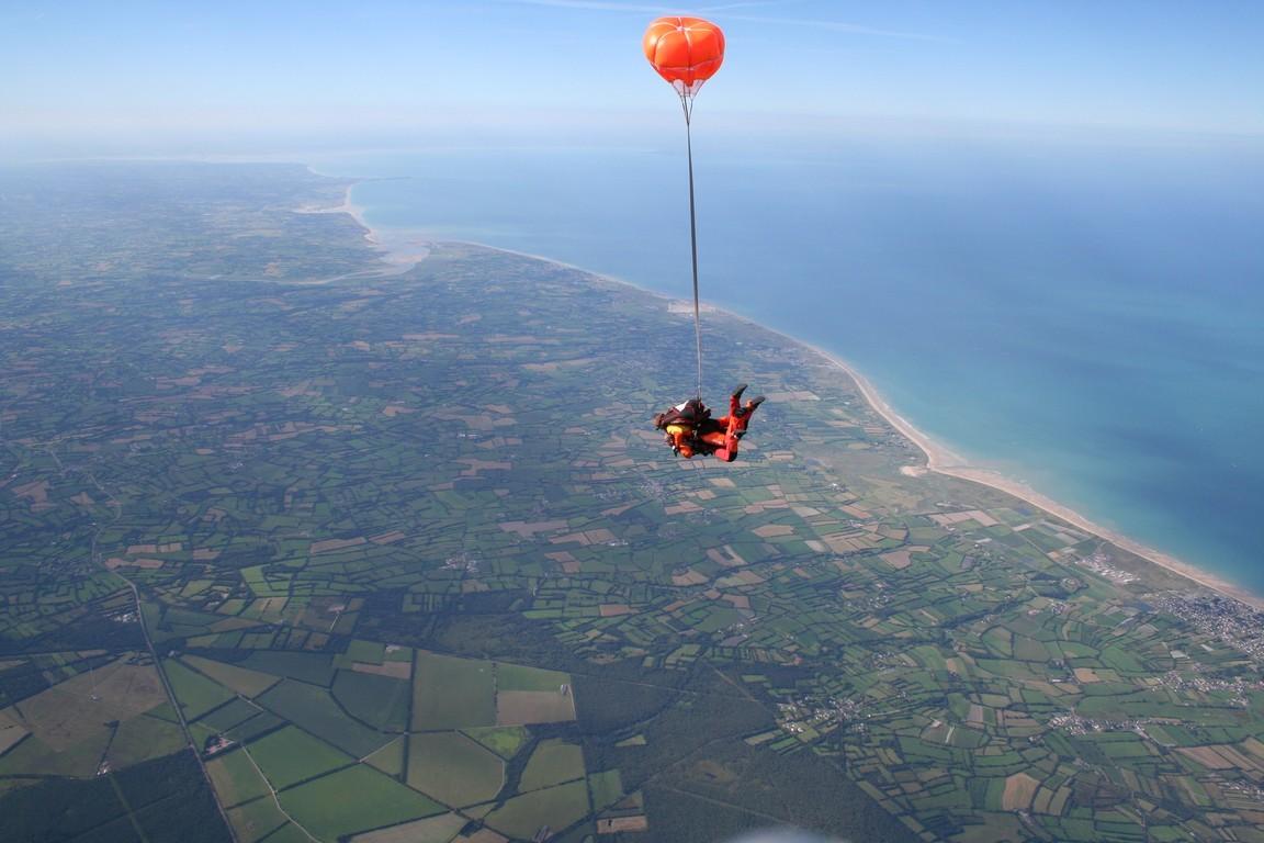 parachutisme proche de paris tandem pac