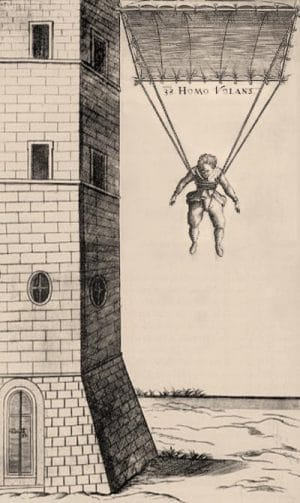 histoire du parachutisme