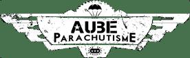 Logo inversé Skydive Brienne Aube Parachutisme - Centre de parachutisme proche de Paris