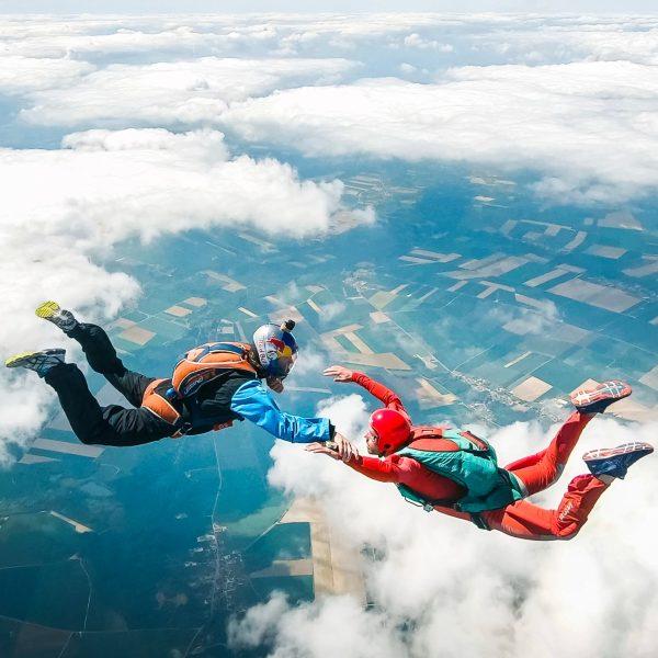 Formation PAC Parachute Brienne Aube Parachutisme centre de saut en parachute Champagne