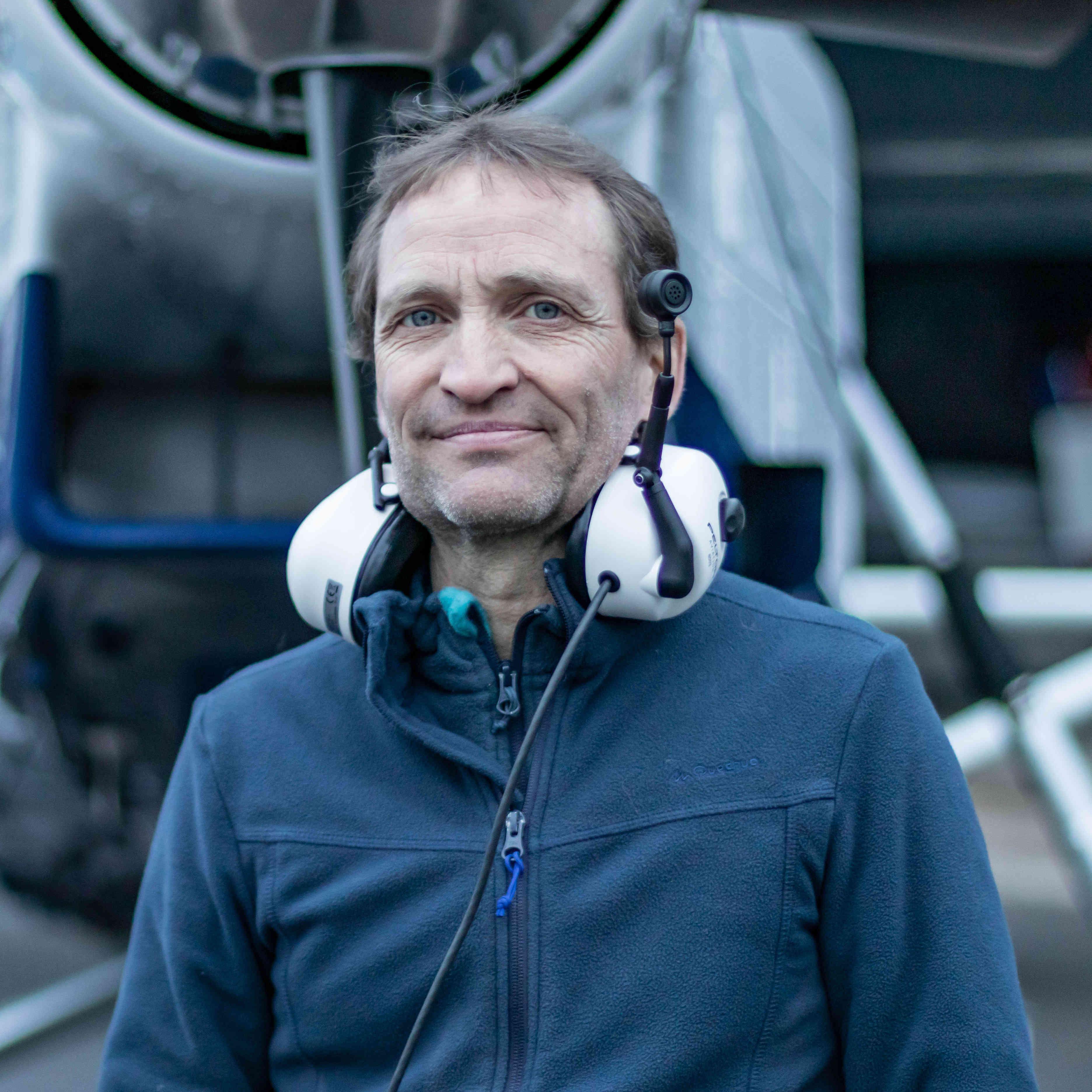 Alix, pilote pilatus du centre de parachutisme Brienne Aube Parachutisme centre de parachutisme proche de Paris