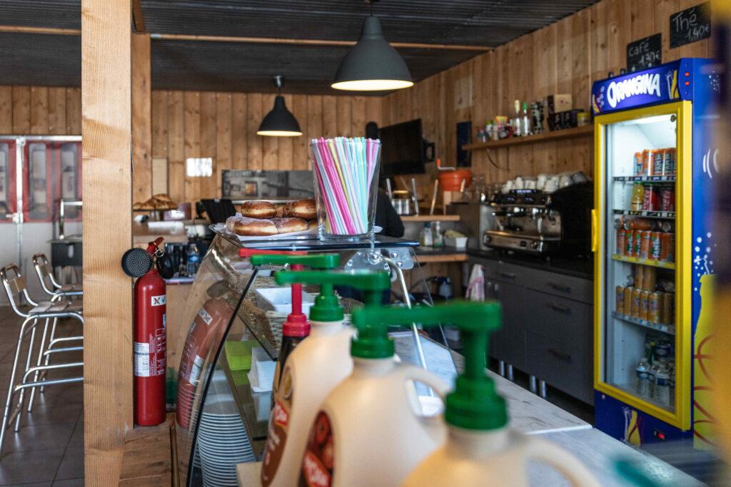 Snack Restaurant Skydive Brienne Aube Parachutisme, centre de saut en parachute proche de Paris
