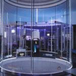 weembi simulateur de chute libre proche de lille avec Brienne Aube Parachutisme Paris