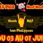 Event Parachutisme Skillcamp FreeFly PiGs 2020 animé par la Milf Veush & Ivan Phelippeau
