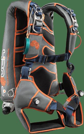 sac parachute pour tandem